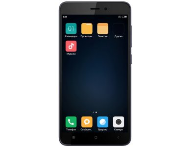 Смартфон Xiaomi Redmi 4A 16GB (черный)