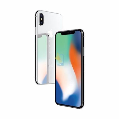 Смартфон Apple iPhone X 64GB (серебристый)
