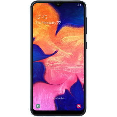 Смартфон Samsung Galaxy A10 32GB ( 2019 ) Чёрный