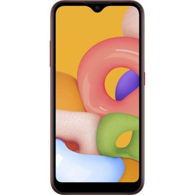 Смартфон Samsung Galaxy M01 3/32GB (красный)