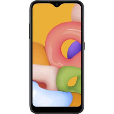 Смартфон Samsung Galaxy M01 3/32GB (черный)