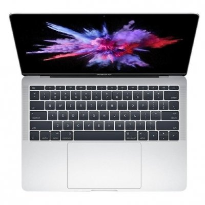 "Ноутбук Apple MacBook Pro 13"" MPXR2 (серебристый)"