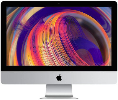 "Моноблок Apple iMac 21,5"" 6 Core i5, 3 ГГц, 8 GB, 1ТБ FD, RPro 560X, серебристый"