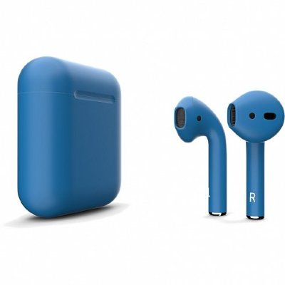 Наушники Apple AirPods 2 Blue ( Голубой )