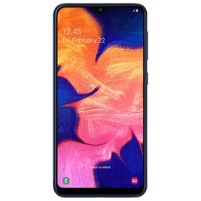Смартфон Samsung Galaxy A10 32GB ( 2019 ) Синий