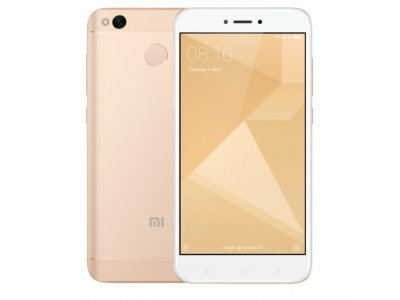 Смартфон Xiaomi Redmi Note 4X  3/32GB (золотистый)