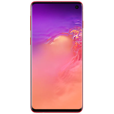 Смартфон Samsung Galaxy S10 128GB (гранат)