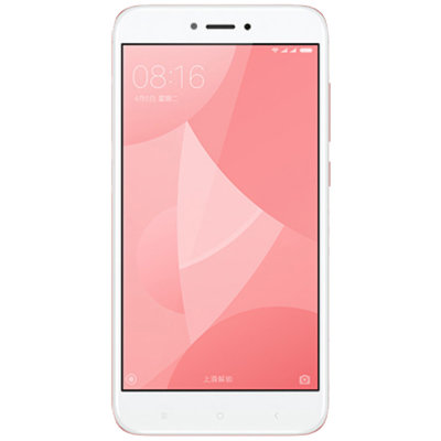 Смартфон Xiaomi Redmi Note 4X 16GB (розовый)