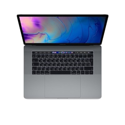 "Ноутбук Apple MacBook Pro 15"" Touch Bar MR952  (серый космос)"