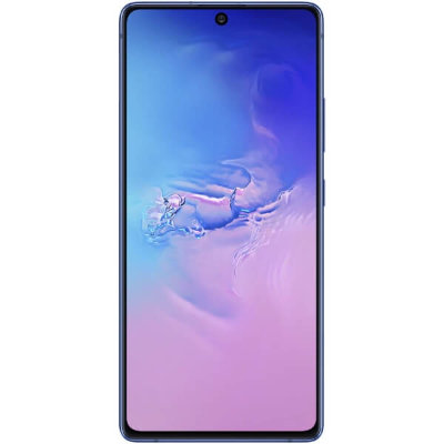 Смартфон Samsung Galaxy S10 Lite 6/128GB синий