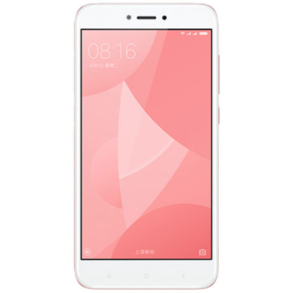 Смартфон Xiaomi Redmi Note 4X  4/64GB (розовый)