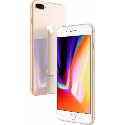 Смартфон Apple iPhone 8 Plus 256GB (золотистый)