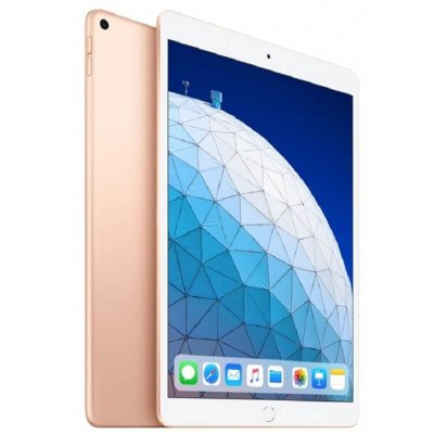 Планшет Apple iPad Air 64Gb Wi-Fi + Cellular New (золотой)