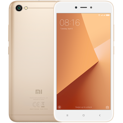 Смартфон Xiaomi Redmi Note 5A 3/32GB (золотистый)