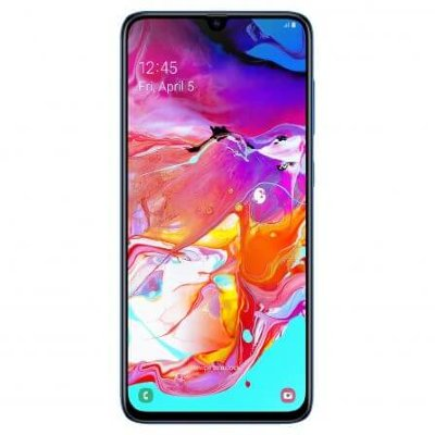 Смартфон Samsung Galaxy A70 6/128GB Синий