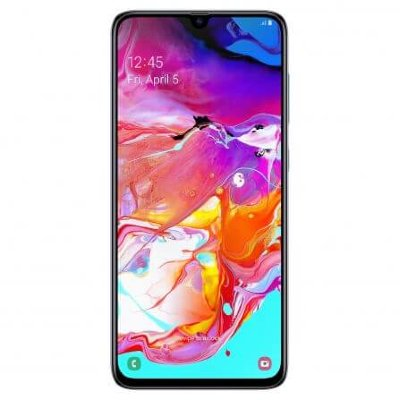 Смартфон Samsung Galaxy A70 6/128GB Белый
