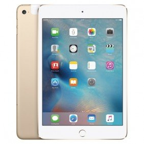 ipad Mini 4 16 gold LTE