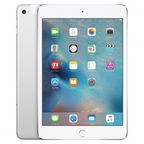 Планшет Apple iPad Mini 4 16GB LTE (серебристый)