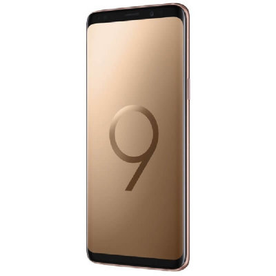 Смартфон Samsung Galaxy S9 64GB (желтый топаз)