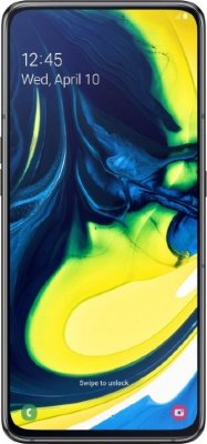 Смартфон Samsung Galaxy A80 8/128Gb (2019) Черный