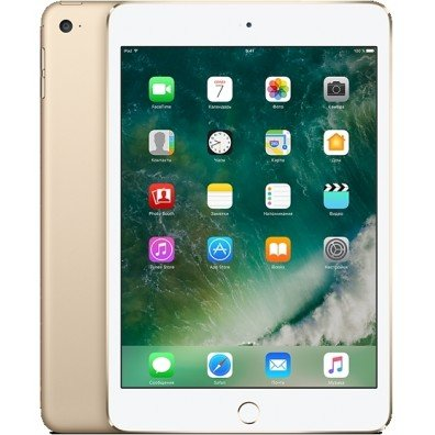 iPad mini 4 Gold 128GB LTE