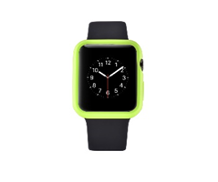 Devia Colorful чехол  Apple Watch 38MM (зеленый)