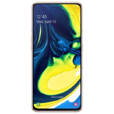 Смартфон Samsung Galaxy A80 8/128GB Золотистый