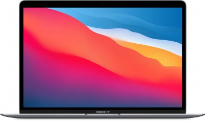 Ноутбук Apple MacBook Air 13 M1 8/256 GB SSD (серый космос)