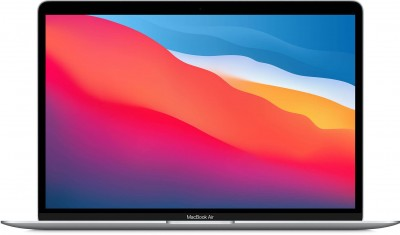 Ноутбук Apple MacBook Air 13 M1 8/256 GB SSD (серебристый)