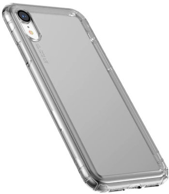 Чехол Baseus Safety Airbags Case для iPhone Xr прозрачный