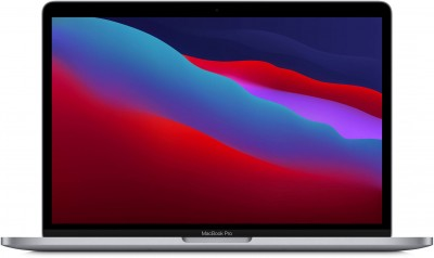 Ноутбук Apple MacBook Pro 13 M1 8/512 GB SSD Touch Bar (серый космос)