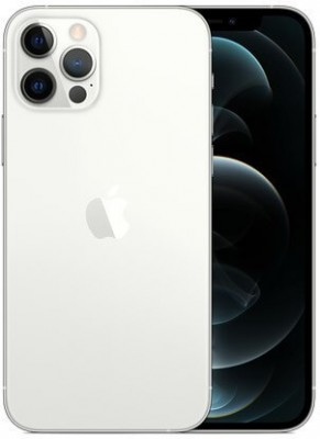 Apple iPhone 12 Pro 128GB (серебристый)