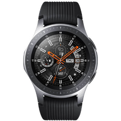 Смарт-часы Samsung Galaxy Watch 46mm Серебристый