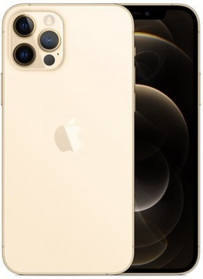 Apple iPhone 12 Pro 256GB (золотой)