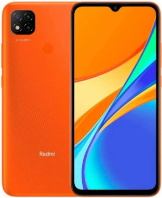 Смартфон Xiaomi Redmi 9C 2/32GB (оранжевый)