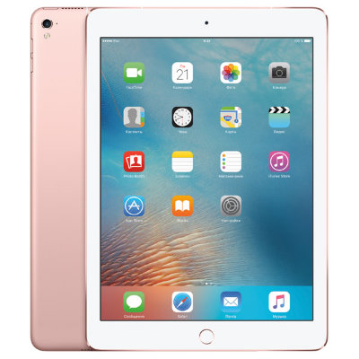 iPad Pro 9.7 256Gb LTE Rose Gold