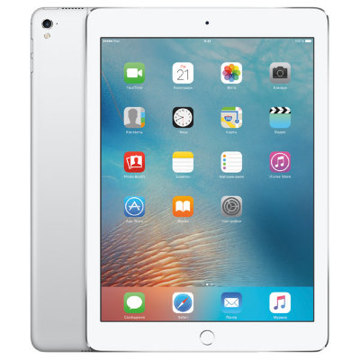 Планшет Apple iPad Pro 9.7 256GB LTE (серебристый)