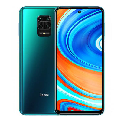 Смартфон Xiaomi Redmi Note 9S 4/64GB (синий)