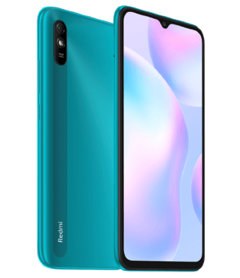 Смартфон Xiaomi Redmi 9A 2/32GB (зеленый)