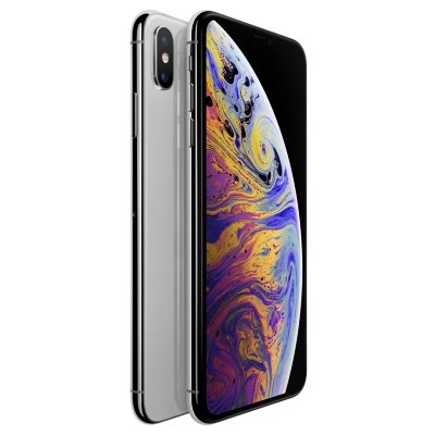 Смартфон Apple iPhone XS 64 GB (серебристый)