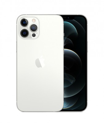 Apple iPhone 12 Pro Max 256GB (серебристый)