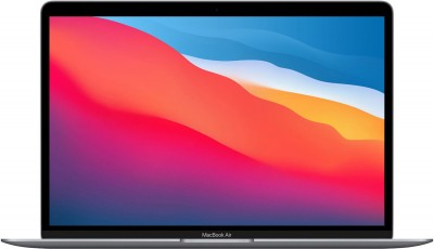 Ноутбук Apple MacBook Air 13 M1 8/512 GB SSD (серый)