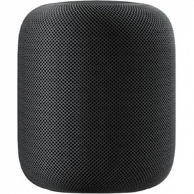 Умная колонка Apple HomePod чёрная