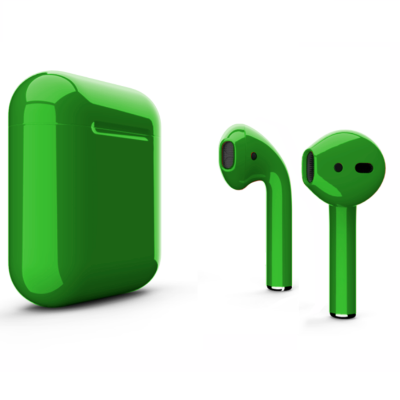 Apple AirPods Color Green