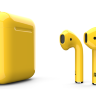 Наушники Apple AirPods Color Yellow ( Желтый )