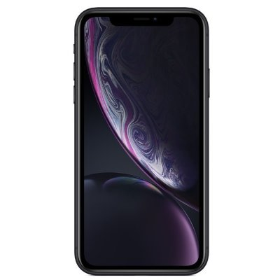 Смартфон Apple iPhone XR 128GB (черный)