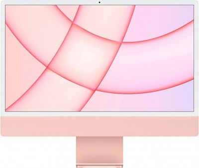 "Моноблок Apple iMac 24"" Retina 4,5K (M1 8C CPU, 8C GPU) 8/512GB SSD розовый"