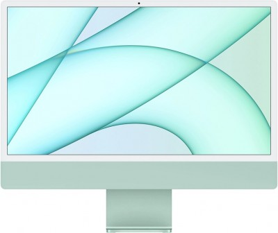 "Моноблок Apple iMac 24"" Retina 4,5K (M1 8C CPU, 8C GPU) 8/512GB SSD зеленый"