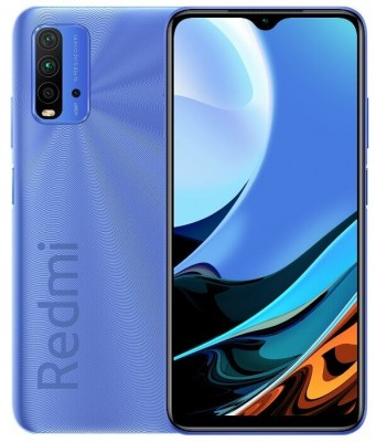 Смартфон Xiaomi Redmi 9T 4/128GB (синий)