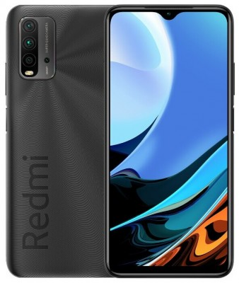Смартфон Xiaomi Redmi 9T 4/128GB (серый)